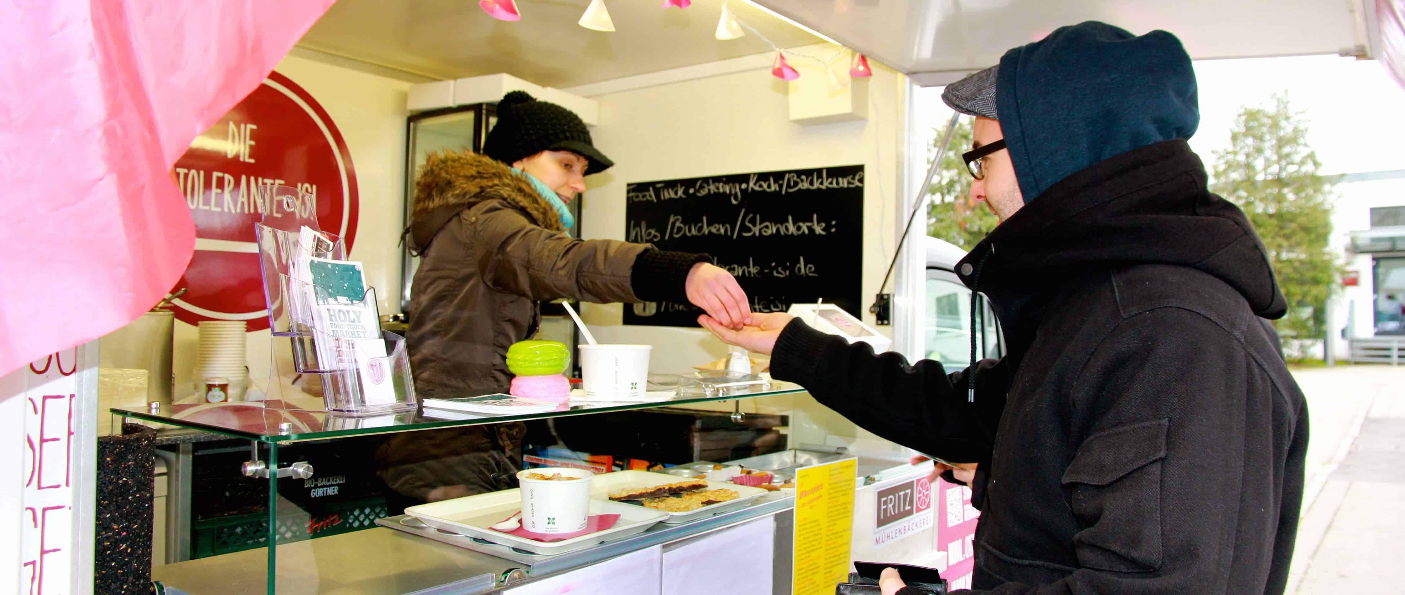 Foodtruck eröffnen: Die intolerante Isi – Angebot für alle mit Lebensmittelunverträglichkeiten