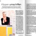 """Bettina Sturm vom FoodPreneur-Blog """"Respekt Herr Specht"""" wurde von der Zeitschrift """"24 Stunden Gastlichkeit"""" interviewt. Themen waren die Entstehungsgeschichte und Ziel des Blogs, Fähigkeiten von gastronomischen Quereinsteigern und Stolpersteine auf dem Weg zur Eröffnung."""