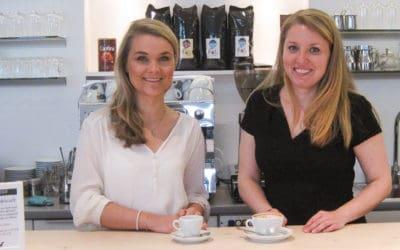 Café eröffnen: Bettina Sturm von RespektHerrSpecht führt ein Gründerinterview mit den FoodPreneuren Katrin Große und Dr. Tatjana Reichart – beide Quereinsteiger - vom GastroStartUp kitchen2soul