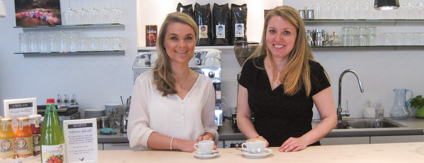 Café eröffnen: Gründerinterview mit Katrin Große & Dr. Tatjana Reichhart, Kitchen2Soul