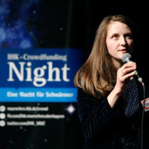 5. IHK Crowdfunding Night in Kooperation mit dem FoodEntrePreneursClub am 16.02.16 im MUCCA in München