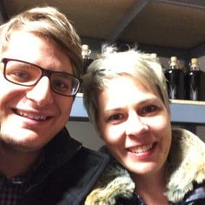 Bettina Sturm vom FoodEntrepreneur-Blog interviewt Stefan Hofstetter von HEILAND Bierliqueur für das Gründerinterview