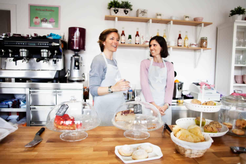 Café eröffnen in Barcelona: DSB-Café in der Deutschen Schule