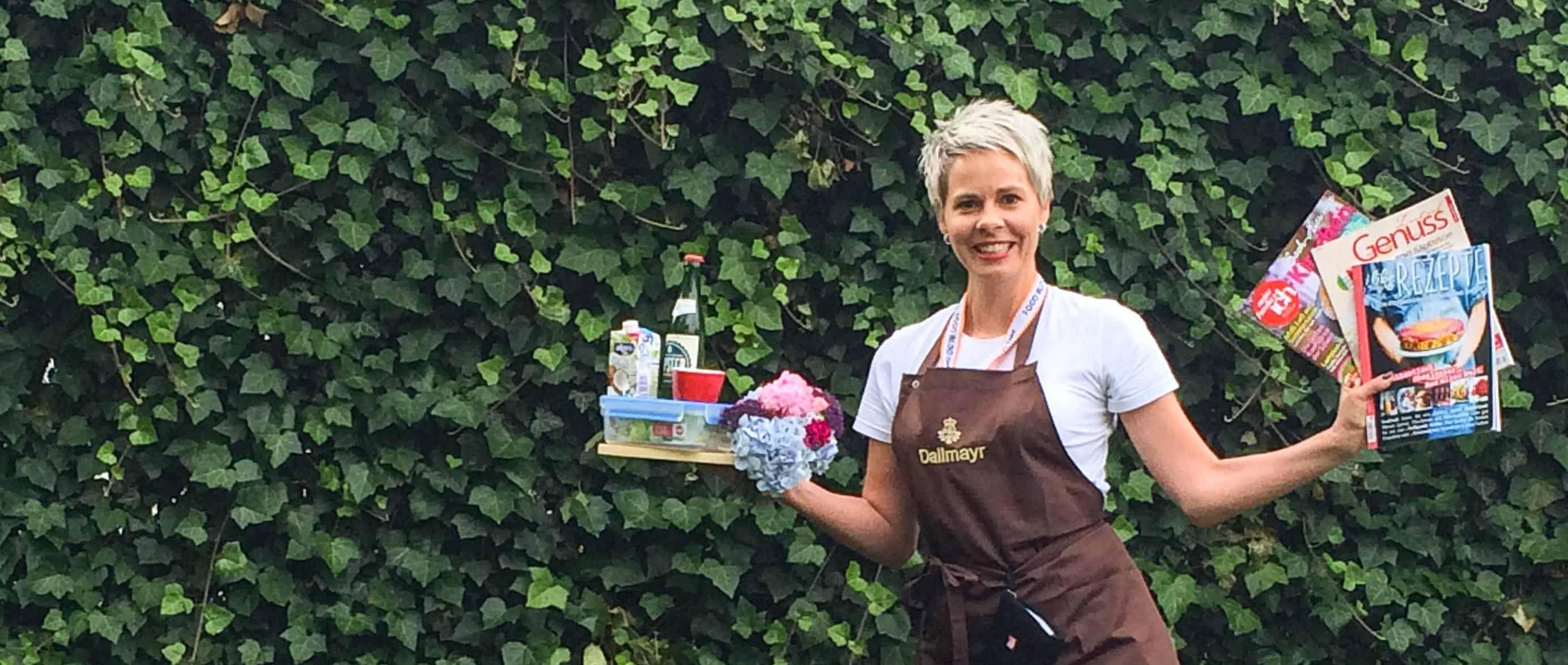 """Bettina Sturm, vom anderen FoodBlog """"Respekt Herr Specht!"""" - Stürmische Interviews mit Food-Quereinsteigern"""