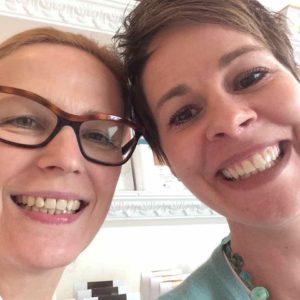 """Bettina Sturm interviewt Kerstin Weise zu Ihrer Erfolgsgeschichte von """"chokoin"""""""
