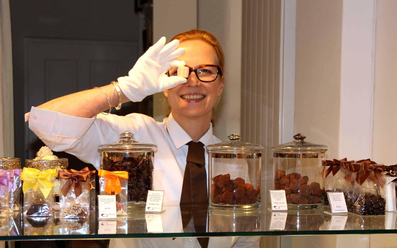 Schokoladengeschäft eröffnen:  chokoin – die Schokogalerie