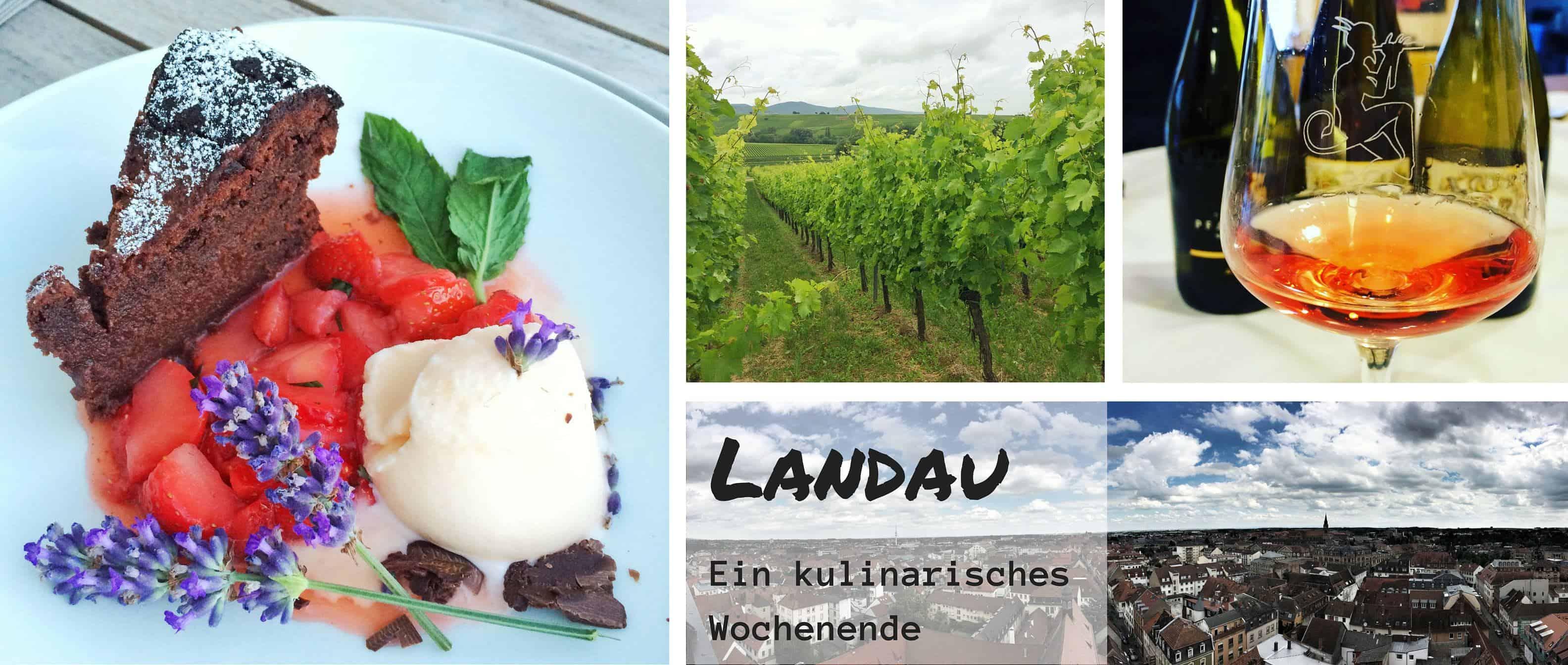 Südpfalz, Wein und Genuss – Ein kulinarisches Wochenende in Landau