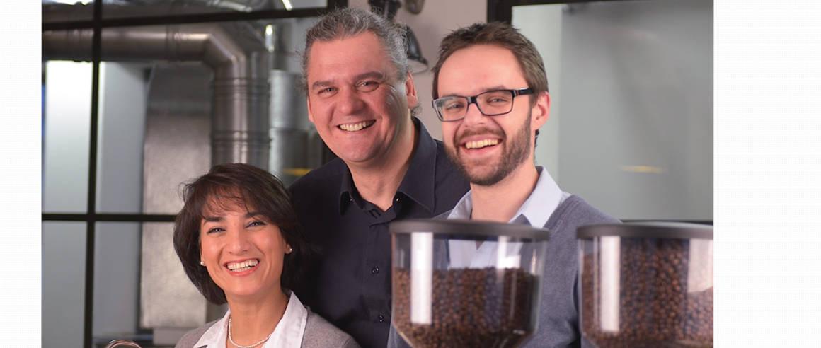 Bettina Sturm von RespektHerrSpecht interviewt Peter Schlögl von der Kaffeerösterei Mahlefitz. Mit Mahlefitz eine Marke aufbauen ist sein Ziel.