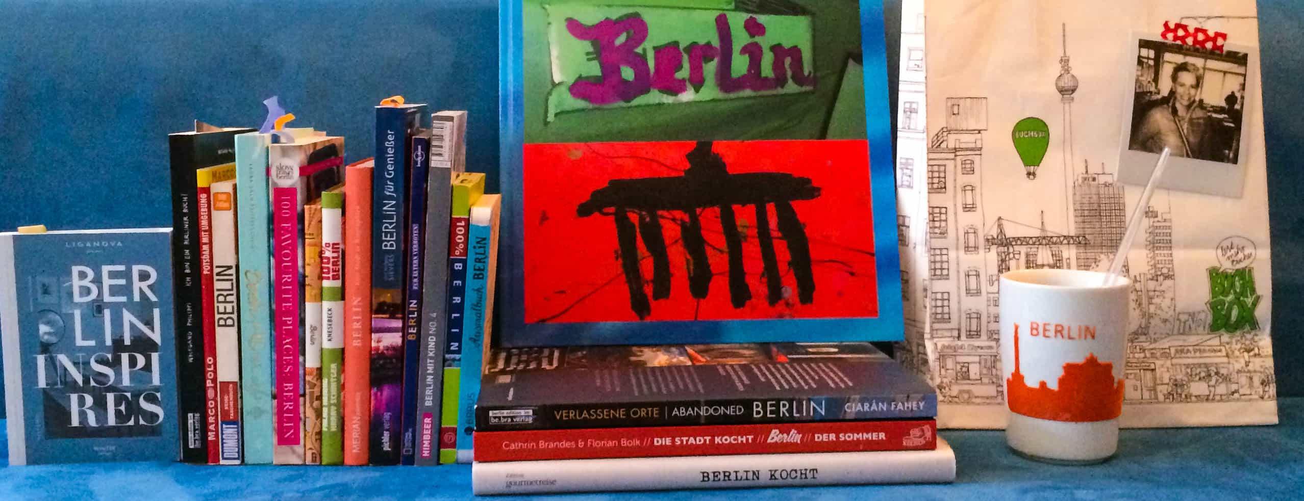 5 Tipps für Buchhandlungen mit Sahnehäubchen in Berlin