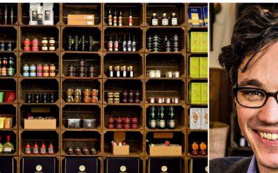 """Bettina Sturm interviewt Benedikt Müller vom Gourmet Online-Versand """"ehrlich & fein"""": e-commerce mit handgemachten Lebensmitteln aus Manufakturen."""