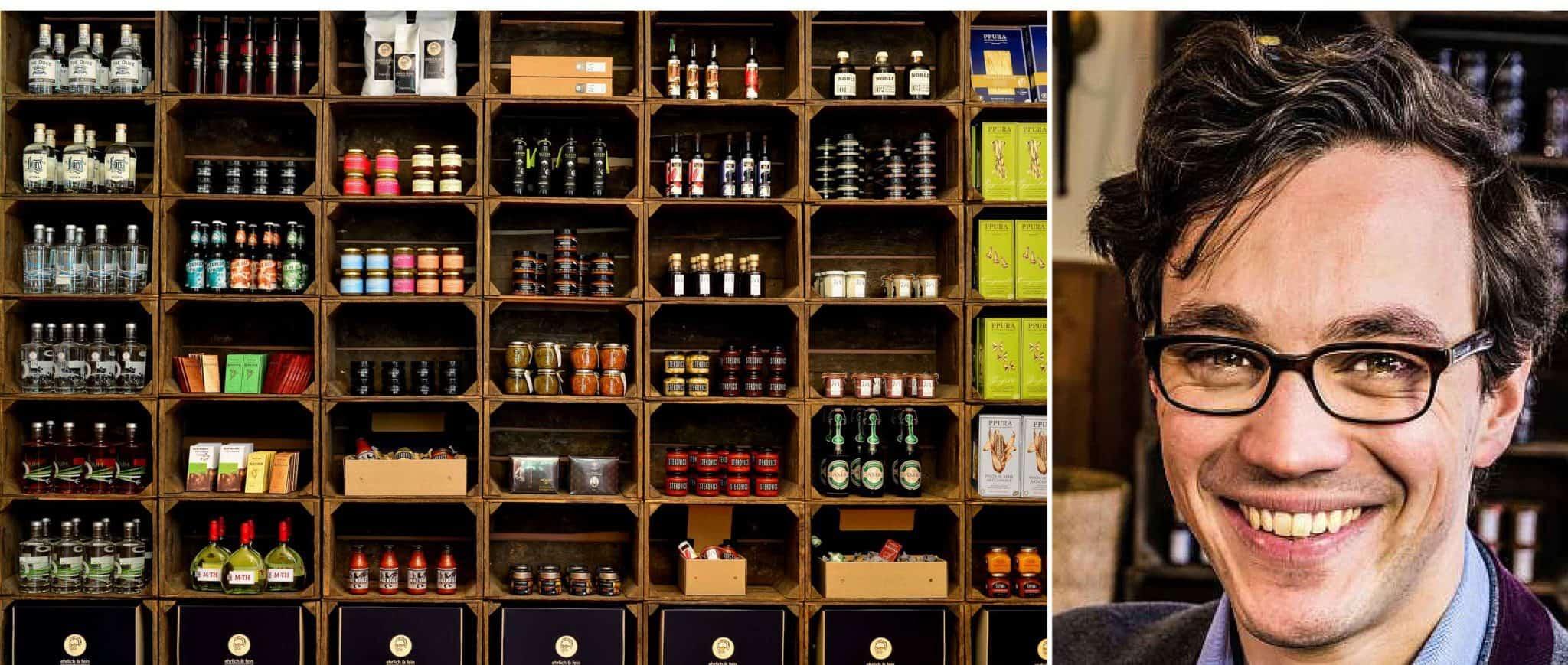 Gourmet-Online-Versand eröffnen: ehrlich & fein – der Shop für Feinschmecker