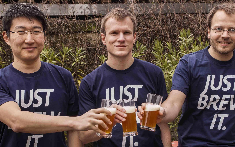 Produkt entwickeln: Bier selbst brauen mit dem Braufässchen