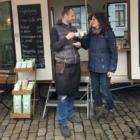 Café eröffnen: Bettina Sturm von Respekt Herr Specht spricht mit Cafégründern in der Interviewserie #AUFGEBRÜHT: Heute mit Joachim Klein vom Café Loco in Hannover