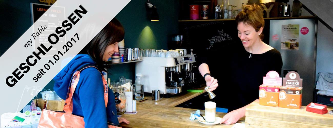 """Laden-Café eröffnen: Interview mit Petra Dahm – """"my Fable"""" Ladencafé, München"""