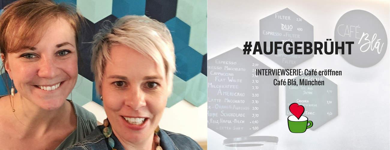 Interview #11: Café Blá eröffnen: Im Gespräch mit Stephanie Bjarnason, München