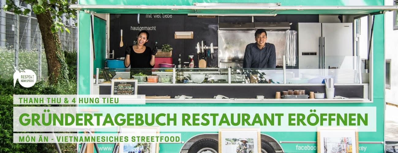 Restaurant eröffnen – Tagebuch: Hung Tieu und das vietnamesische Restaurant Món Ăn in Stuttgart