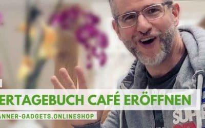 Café gründen - Tagebuch: Bettina Sturm interviewt Markus Pfeil