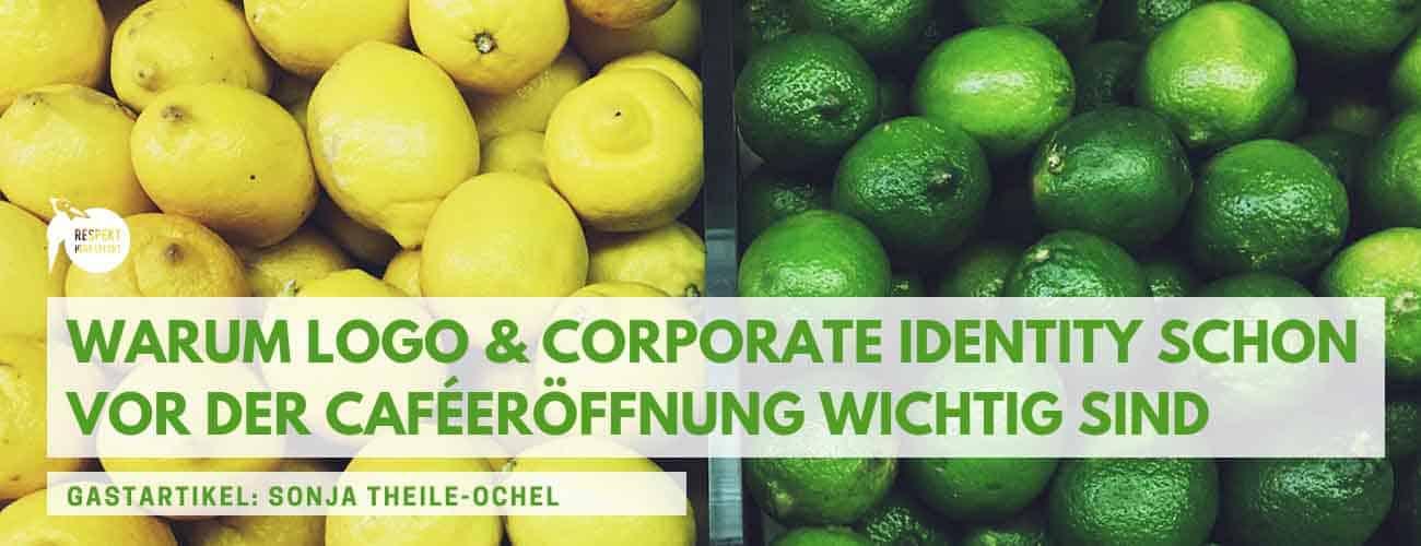 Warum Logo und Corporate Identity schon vor der Café Eröffnung wichtig sind I Gastbeitrag