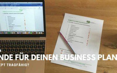 Businessplan Café: 10 Gründe, warum du unbedingt einen brauchst