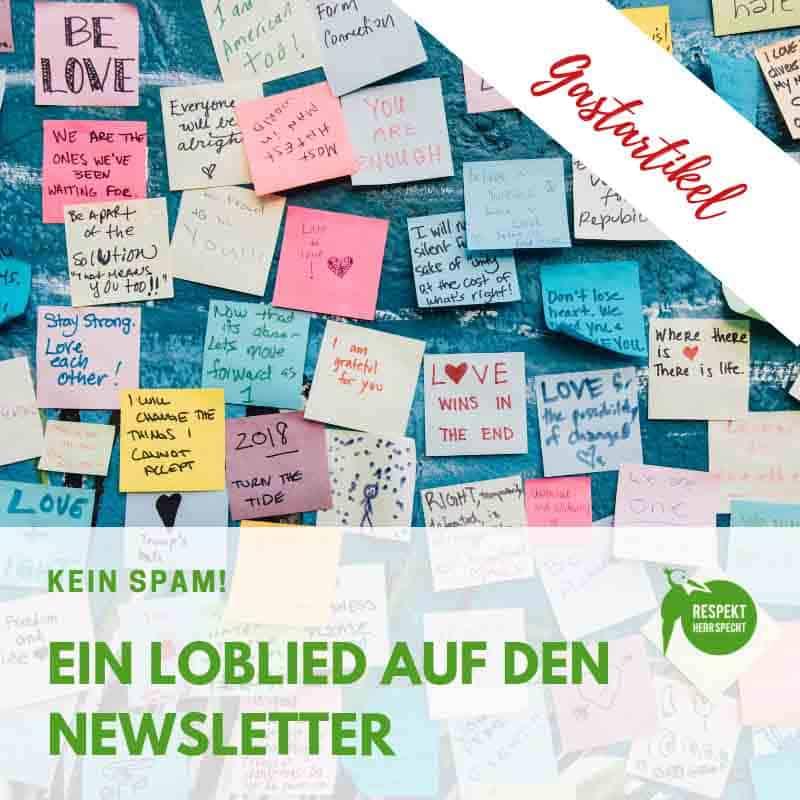 Newsletter als Kundenbindung von Gastronomen - 8 Tipps von Sonja Theile-Ochel