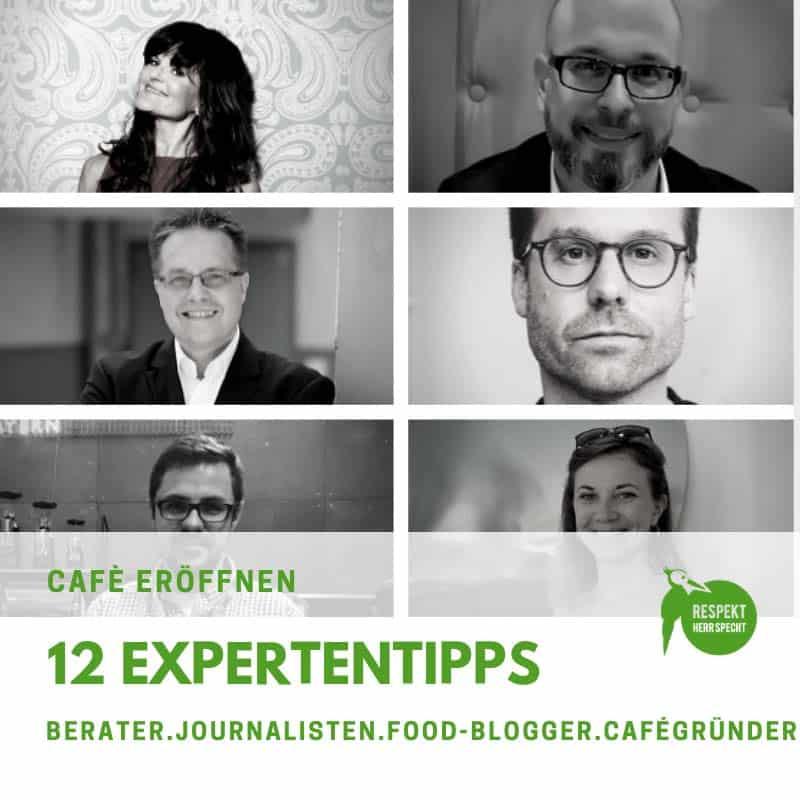 Café eröffnen Tipps : 12 Experten geben dir ihren ultimativen Gründertipp