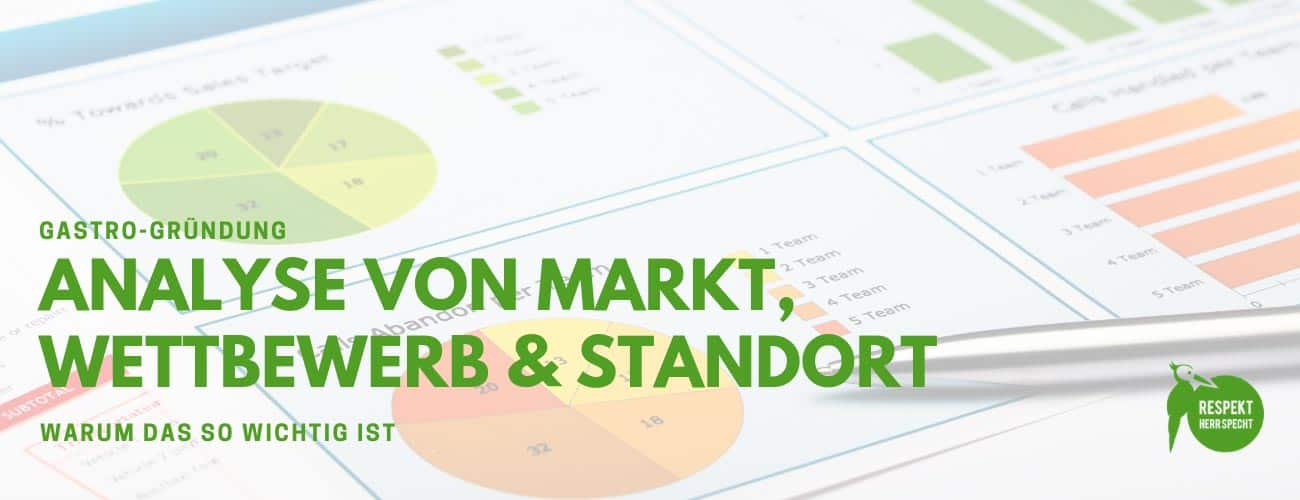 Gastro-Gründung: Analyse von Markt, Wettbewerb und Standort