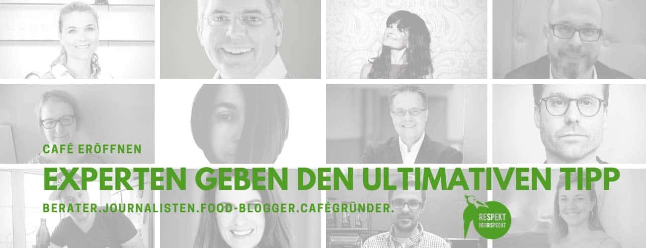 Café eröffnen Tipps: Experten geben dir den ultimativen Tipp für deine Cafégründung