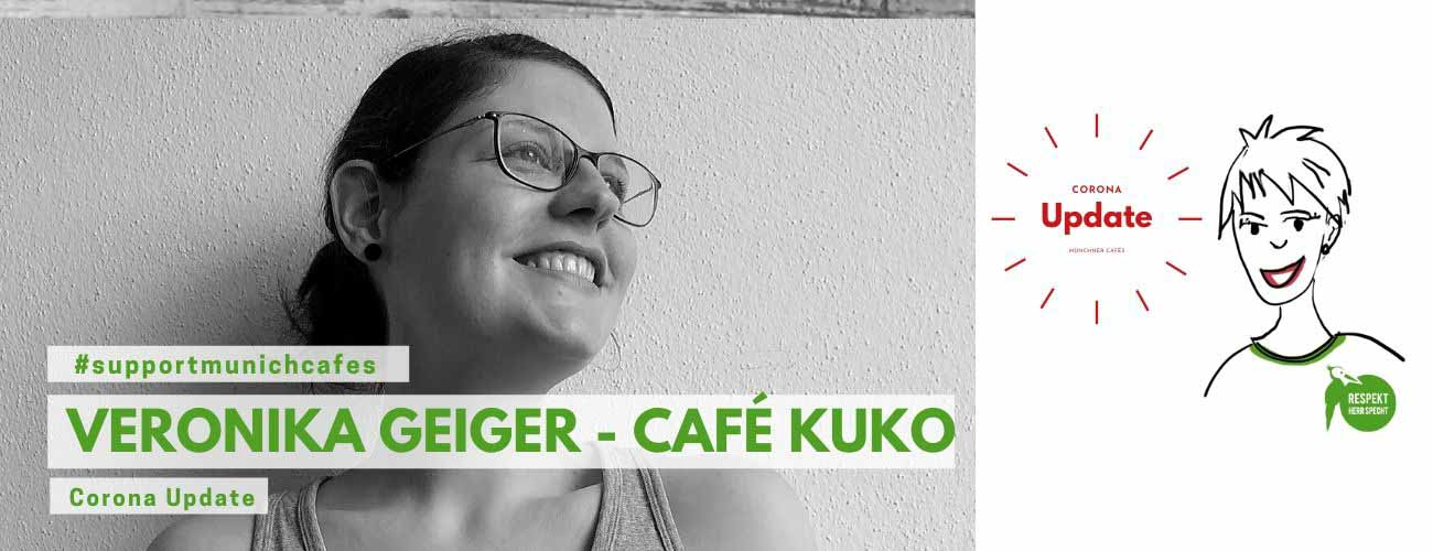 #supportmunichcafes – Veronika Geiger, Café Kuko