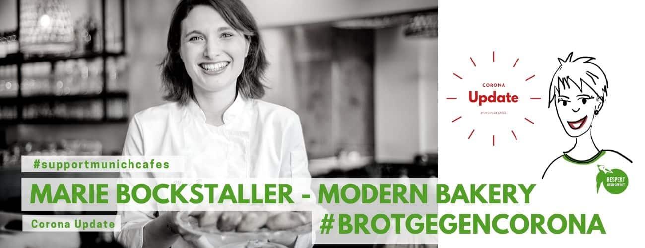 #supportmunichcafes – Marie Bockstaller, Modern Bakery